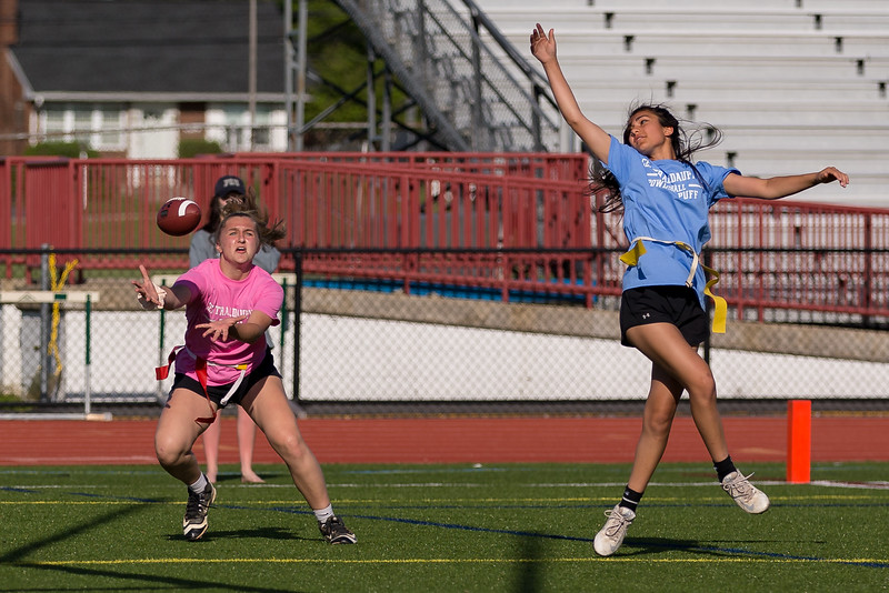 Central Dauphin HS | Powderpuff Football | May 21, 2019