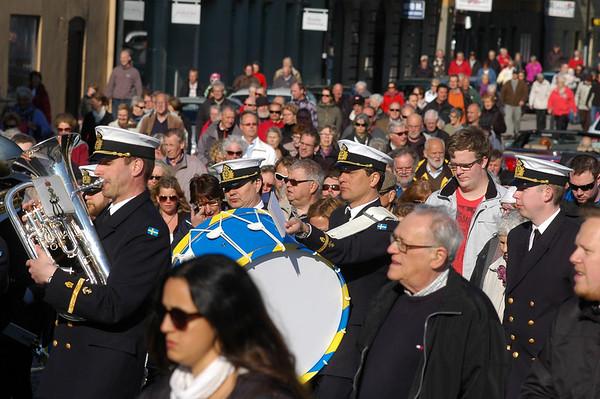 Revelj med Marinens Musikkår Karlskrona 2012