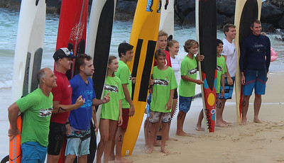 6th Annual Scratchfest Surf Relay 6-16-2018