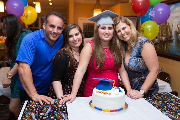 Gaby's graduation party 6-11-16