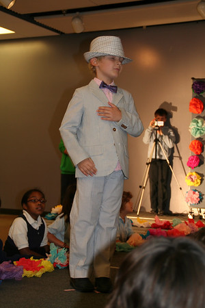Kindergarten Fashion Show 2007
