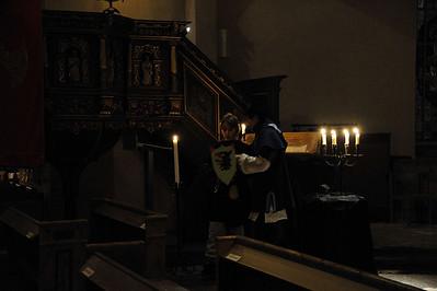 Dubbning i Rättviks kyrka 14.12.10