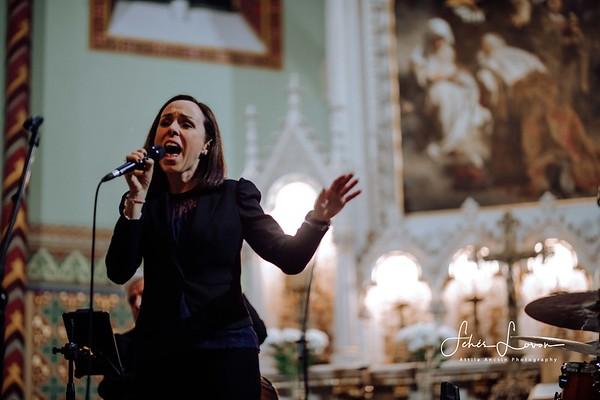 Kozma Orsi Quartet - Fasori evangélikus templom - Adventi koncert - 2019.12.14