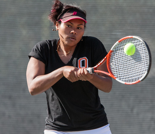 Occidental Women's Tennis 3-19-12