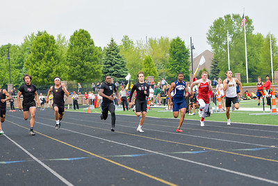 Boys' 100 Meter FINALS - 2019 MHSAA LP D2 T&F