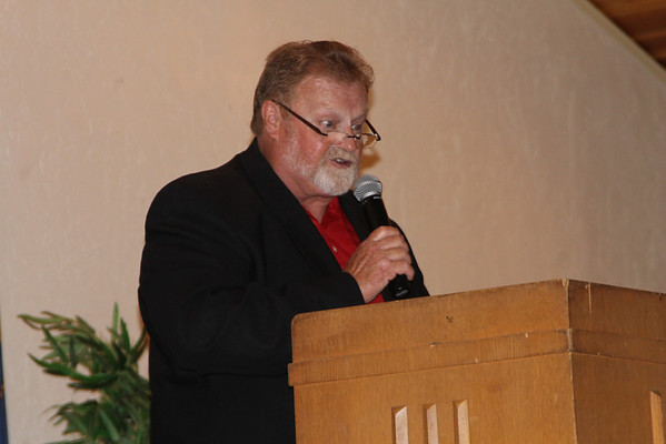 Comanche Chamber of Commerce banquet