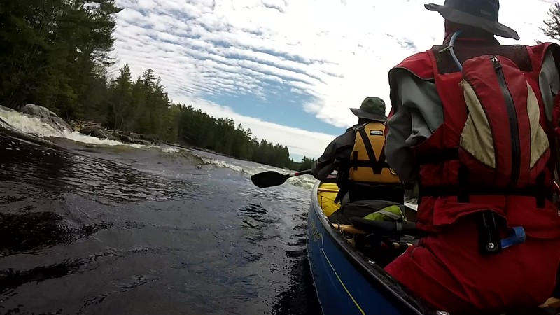 Madawaska River Riot and Opeongo River Carnage 2019