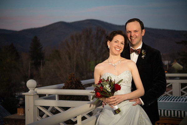 Colleen and Andrew - Inn at Little Washington Elopement