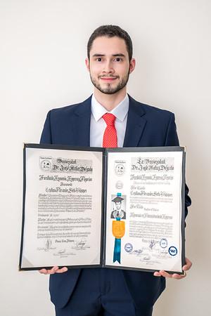 Graduación Cristian Sorto