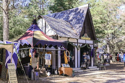 Louisiana Renaissnce Festival - Dec  10, 2016