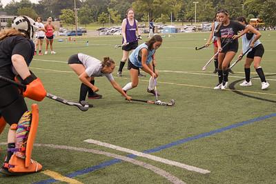 Field Hockey Tryouts 8/2/21