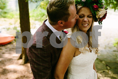 Chelsea and Rob, Cottage Wedding