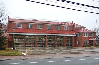 New Jersey Firehouses