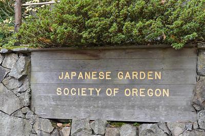 Portland Japanese Garden -late Oct.2013