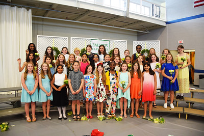Grade 5 Moving Up Ceremony 2018