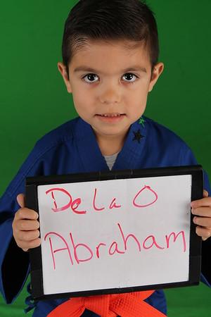 Abraham De La O