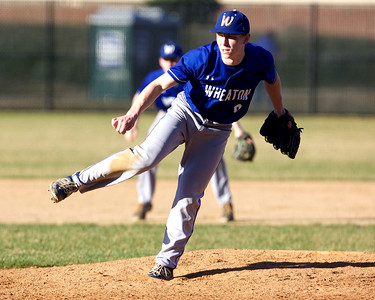 Wheaton North baseball vs. St. Charles North
