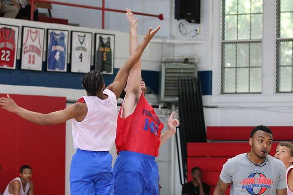 Basketball School - Day 5