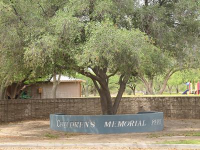 Childrens Memorial Park-Tucson
