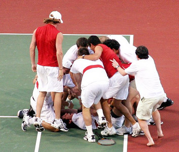 UGA vs Florida Tennis March 12th, 2006
