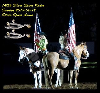 2018-02-18 140th Silver Spurs Rodeo