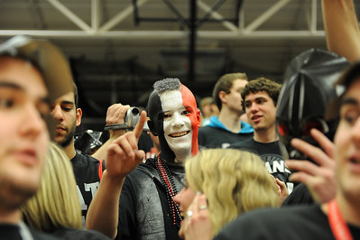Union Basketball Fans are the GREATEST!