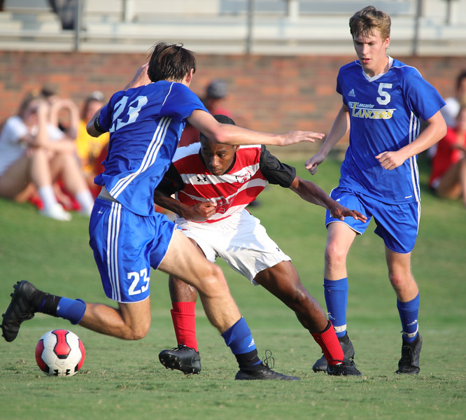 Gardner-Webb University Men's Soccer Reserves takes on USC Lancaster .