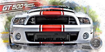2014 GT500 Super Snake