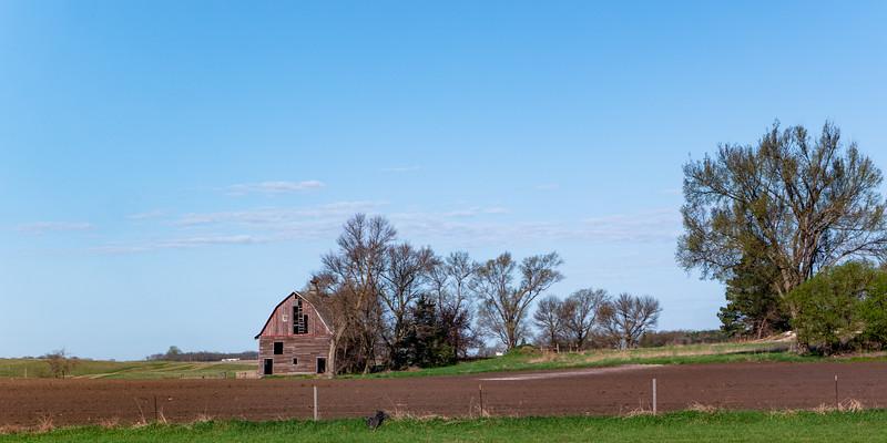 South Dakota Barn