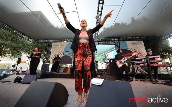 San Jose Jazz // Summerfest 2018