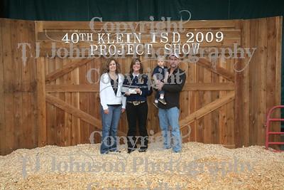 2009 Klein ISD Awards Presentation
