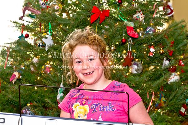 Christmas Keyboard - 01 Jan 12