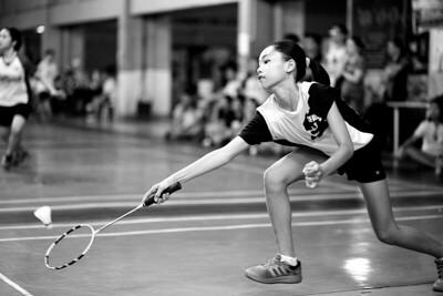 Secondary CAMPRISA Badminton 2014