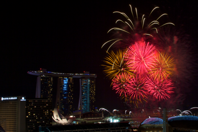 2012 New Year Countdown