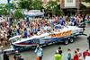 Sarasota Powerboat Grand Prix Parade - July 3, 2015 - Chuck Carroll