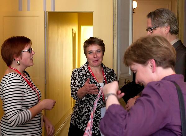 Tenso Professionals Meeting 2012 Paris