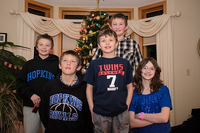 2012 Dec - Christmas Day