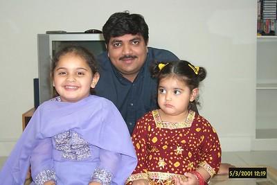 Eid Al Adha 2001
