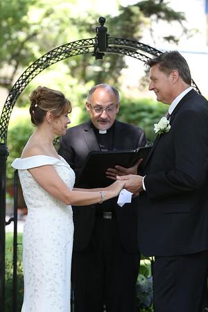 Petersen Wedding Day