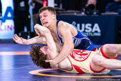 Best of Junior Greco Finals - 2021 UWW Junior & Senior Nationals - 4-30-21