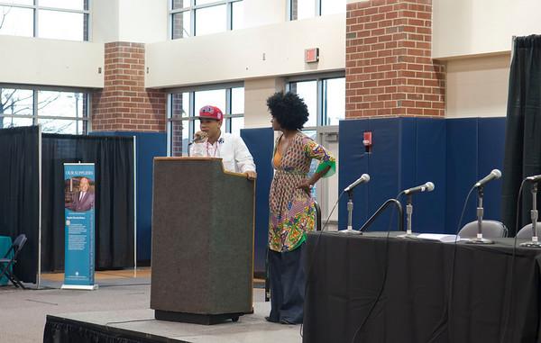 Food Lion CIAA Teen Summit Hosted by GirlTalk Foundation by Jon Strayhorn 3-4-11