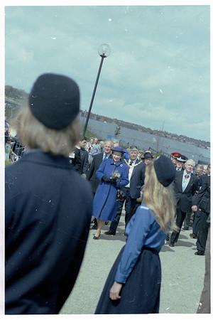1986-05-08 The Queen at the Garden Festival