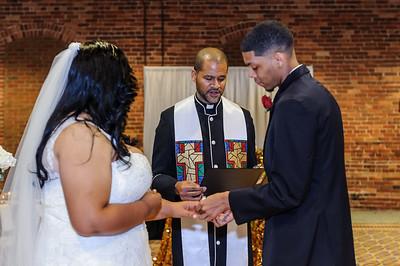 Jennifer & Marquis - Ceremony