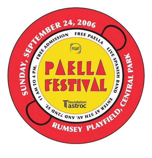 ASTROC Group Meeting & Dinner Preceding Paella Festival in Central Park