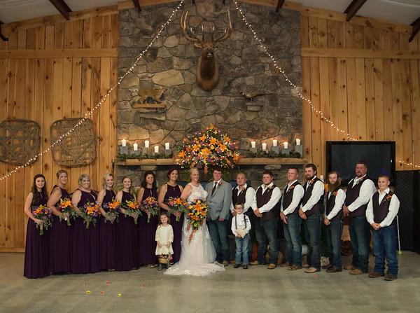 Celeste and Dillon Wedding