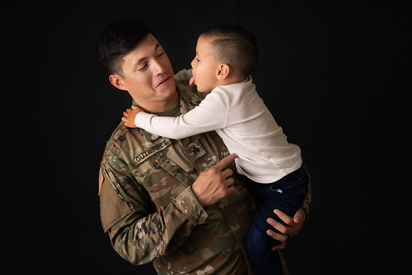 Military & Kids Portraits