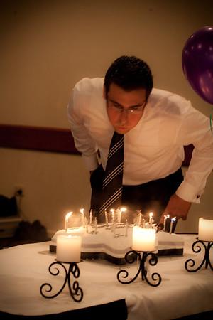 Luke's 21st Birthday