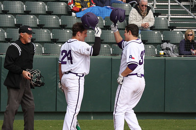 2010 2-6 TCU BASEBALL ALUMNI GAME