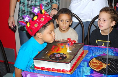 Aamanie's Birthday