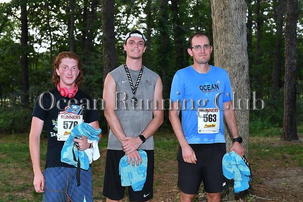 2019 Ocean Running Club Summer Series